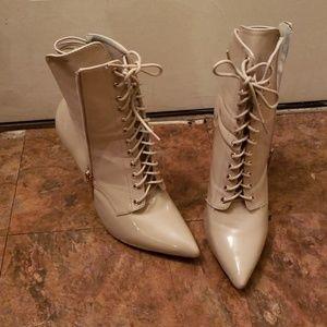 Patent Liliana bootie